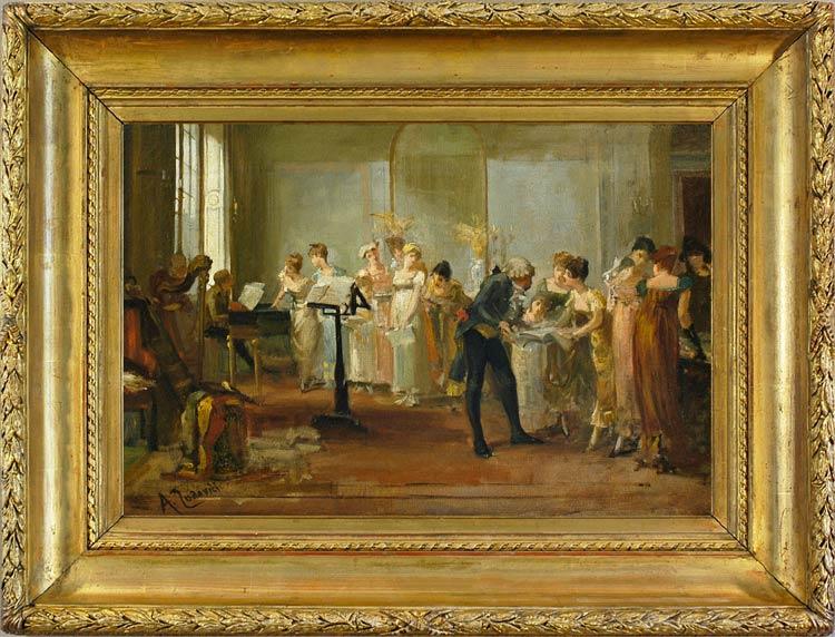 ALBERT LUDOVICI, JNR. The Recital