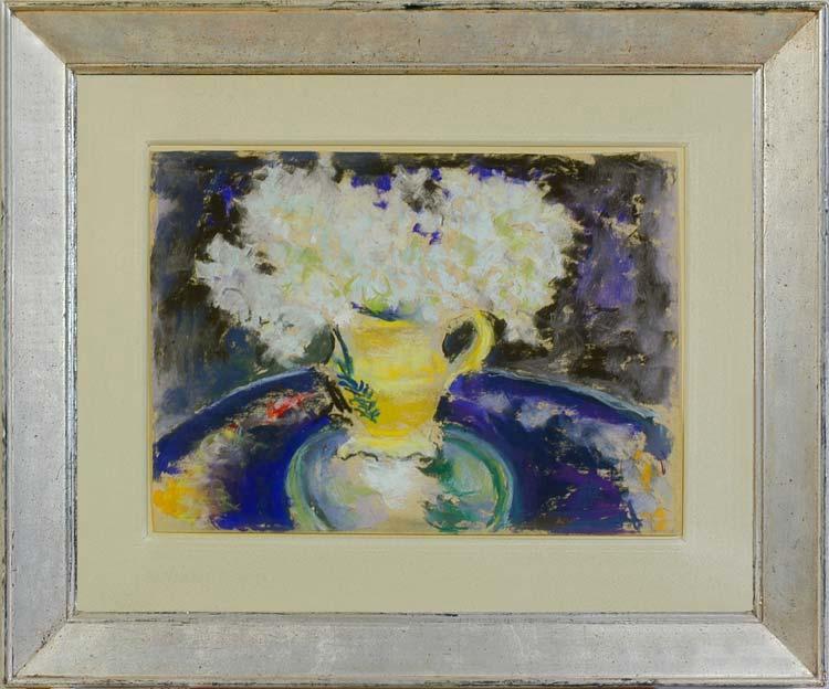 PAUL LUCIEN MAZE The yellow vase